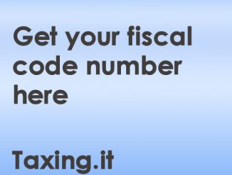 Fiscal Code No.
